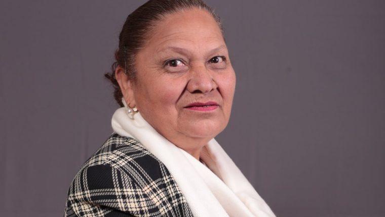 Magistrada María Consuelo Porras Argueta, una de los 6 aspirante electos por la Comisión postuladora Fiscal General y MP. (Foto Prensa Libre: Hemeroteca)