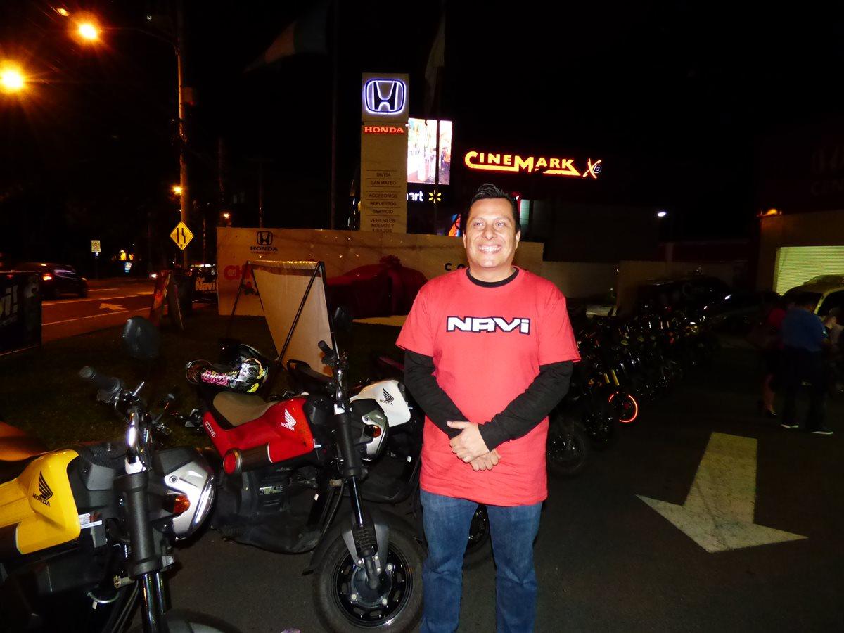 Honda Navi-Dad Tour recibe a 600 motoristas