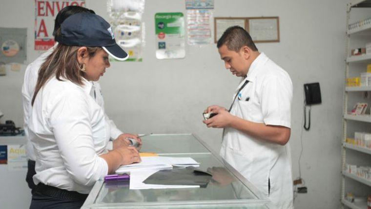 De las 40 empresas sancionadas por el Mintrab, 19 de las empresas sancionadas corresponden al sector comercial. (Foto Prensa Libre: DCA)