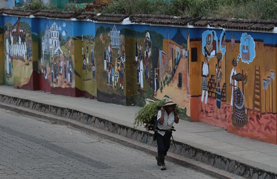 San Juan Comalapa, el pueblo cuyos habitantes llevan el arte en la sangre