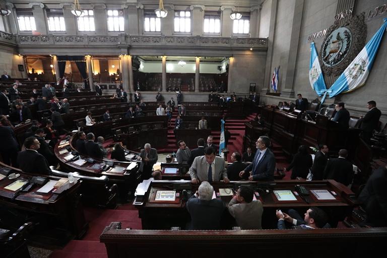 Alianza espuria busca copar la Junta Directiva del Congreso. (Foto Prensa Libre: Hemeroteca PL)