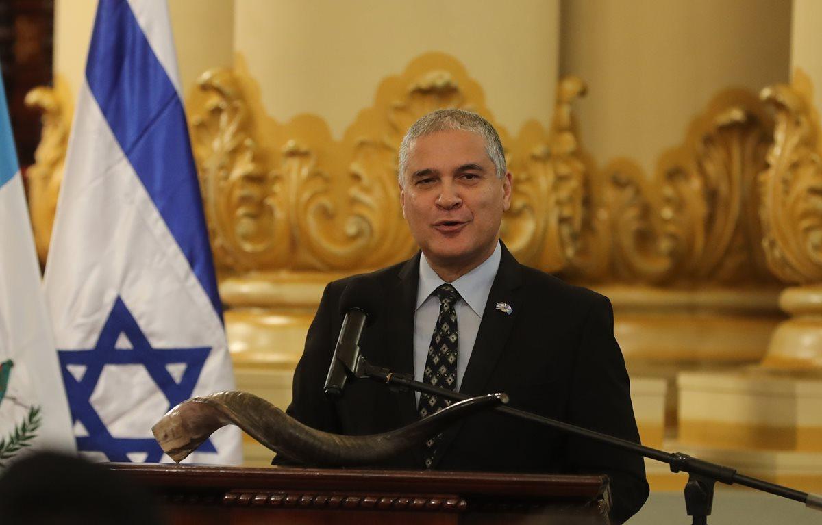 Embajador de Israel, Mattanya Cohen: Hamas usa a la población como escudo humano