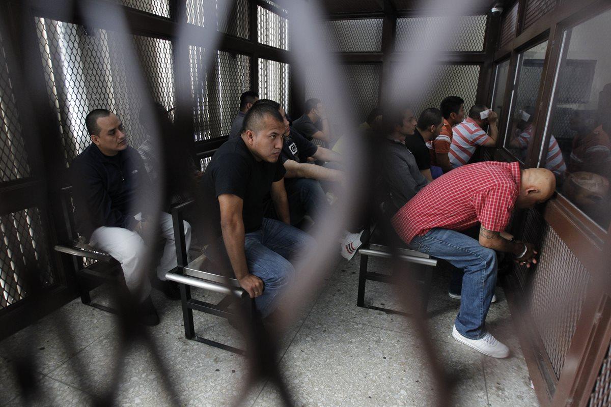 Tribunal condena a 13 sicarios de la banda del <em>Bam Bam</em>