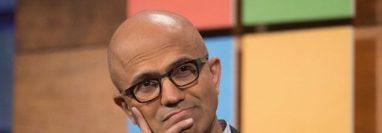 """""""La ley de Moore se está agotando"""", declaró Satya Nadella, el director ejecutivo de Microsoft. GETTY IMAGES"""