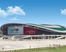 El Kazán Arena es una de las sedes del Mundial de Rusia 2018. (Foto Prensa Libre: Fifa.com © LOC)