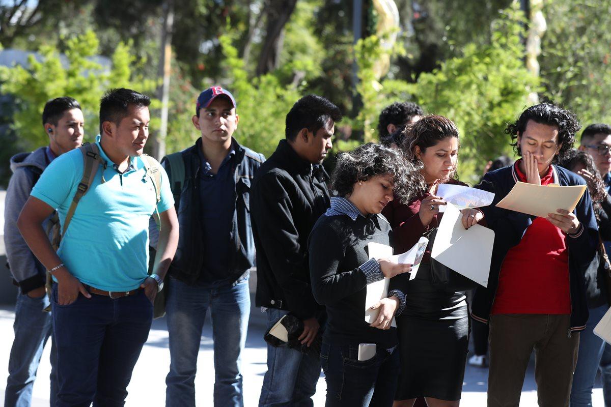 Salarios en Guatemala bajaron un 5.2% en el 2017, según la OIT