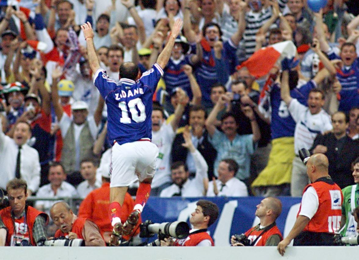 La selección de Francia podría ser el próximo destino deZinedine Zidane