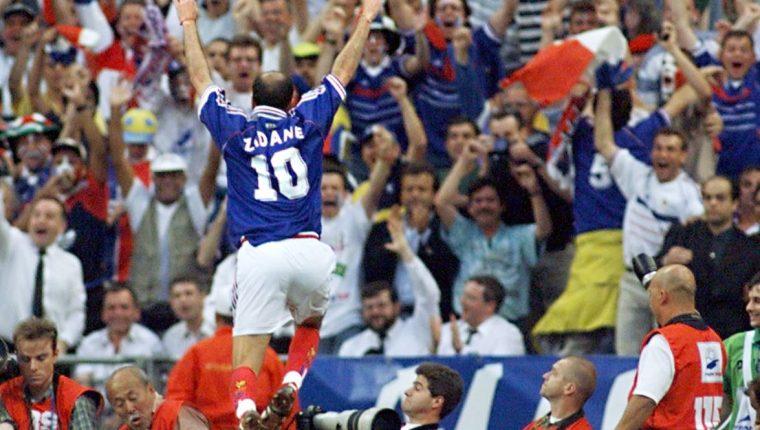 Zidane podría unirse a la Selección de Francia al finalizar la Copa del Mundo de Rusia. (Foto Prensa Libre: AFP).
