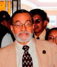 Luis Grijalva, alcalde de Quetzaltenango. (Foto Prensa Libre: María José Longo).