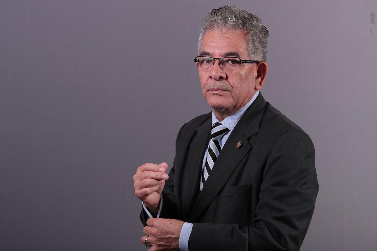 """Miguel Ángel Gálvez: """"No solo son delitos de corrupción"""""""