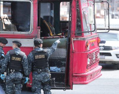 La Ranflerita, supuesta atacante del autobús está sedada y no pudo declarar ante juez