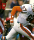 Dan Johnson jugó con Miami entre 1982 y 1988.