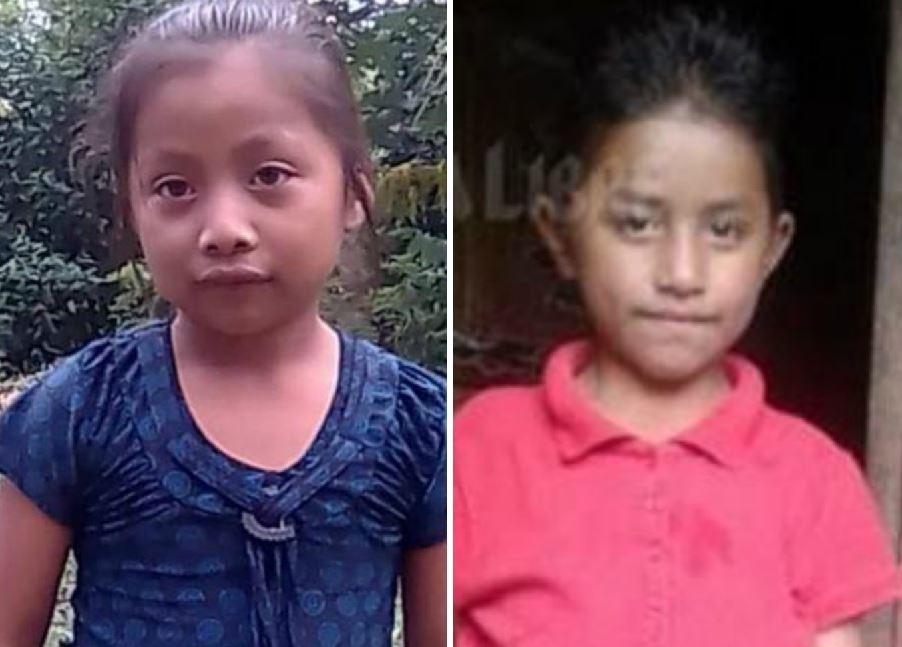 Jakelin Caal y Felipe Gómez fallecieron este mes por enfermedad bajo la custodia de autoridades migratorias de EE. UU.. (Foto Prensa Libre: Hemeroteca PL)