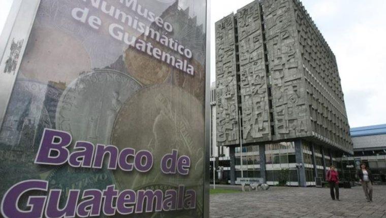 La sede de la Junta Monetaria está ubicada en el edificio del Banco de Guatemala. (Foto Prensa Libre: Hemeroteca)