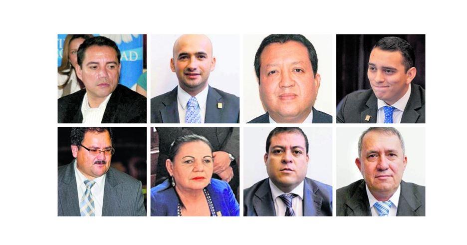 Congresistas de FCN-Nación son señalados por discriminar a la gobernadora de Alta Verapaz. (Foto Prensa Libre; Hemeroteca Pl)