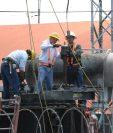 Las deficiencias en la red eléctrica de Xela podrían provocar otro apagón, según el MEM, si no se corrigen. (Foto Prensa Libre: Mynor Toc)