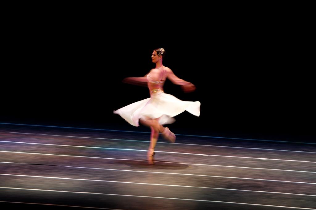 El Ballet de Kiev ofrece espectáculo en el Teatro Nacional y cautiva al público guatemalteco