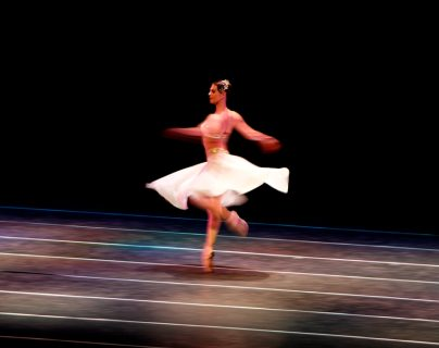 El Ballet de Kiev sorprendió en Guatemala. (Foto Prensa Libre: Paulo Raquec)