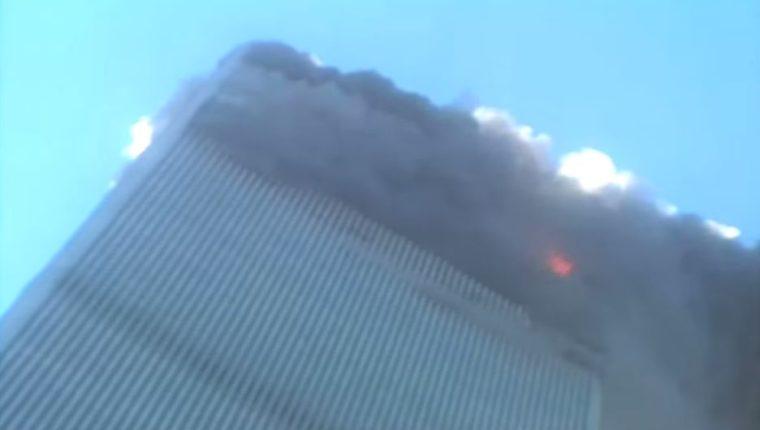 El video es tendencia mundial, por las inéditas imágenes de la tragedia. (Captura de Youtube)
