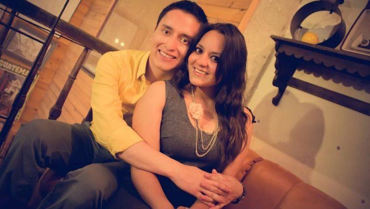 Érick Lancerio soñaba con casarse y formar una familia con Vilma Gabriela Barrios, quien era estudiante de Arquitectura. (Foto Prensa Libre: Cortesía de E. Lancerio)