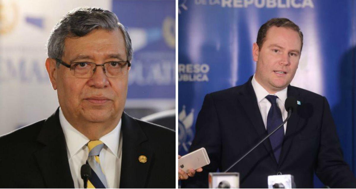 """Jafeth Cabrera: """"Han dicho que quieren botar al gobierno"""""""