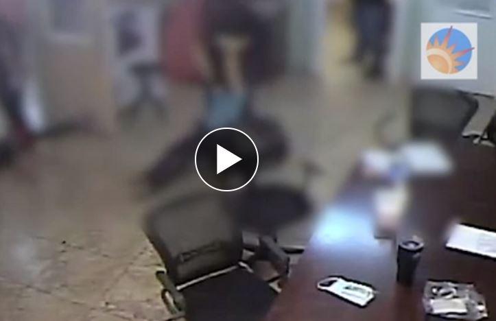 Cámaras de vigilancia revelan abusos cometidos contra menores en un albergue de Arizona, Estados Unidos. (Foto Prensa Libre: Cortesía)