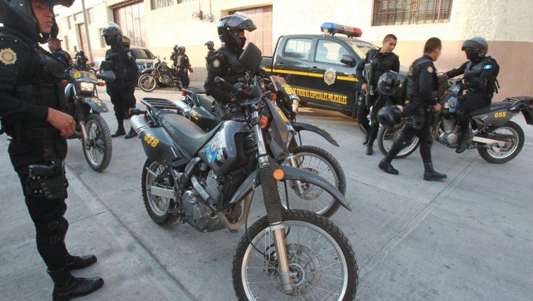 El involucramiento de agentes de la PNC en pandillas será parte de las investigaciones que la Cicig efectuará en el país. (Foto HemerotecaPL)