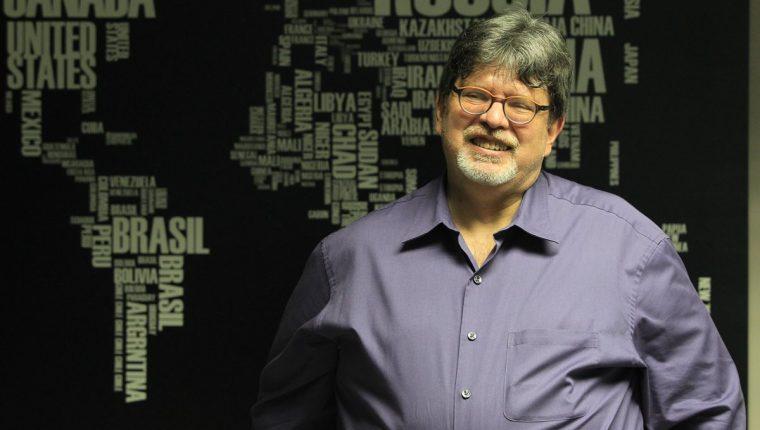 """El publicista Francisco """"Pancho"""" García afirma no estar interesado en premios, sino en hacer un buen trabajo. (Foto Prensa Libre: Esbin García)"""