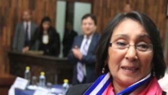 Norma Cruz sufrió en carne propia el calvario de la violencia de género. (Foto HemerotecaPL)