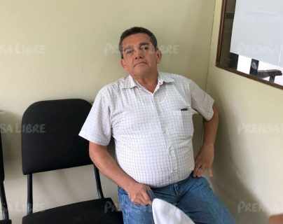 Joviel Acevedo, secretario del Steg, fue ligado a proceso penal por un juzgado de Cobán, Alta Verapaz. (Foto Prensa Libre: Cortesía CRN Noticias)