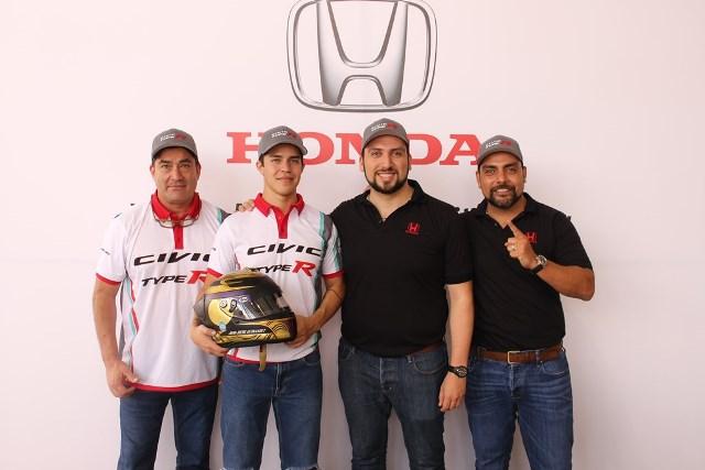 Honda Racing Team es presentado