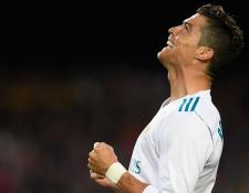 El portugués Cristiano Ronaldo es una de las figuras más importantes en el futbol mundial. (Foto Prensa Libre: AFP)