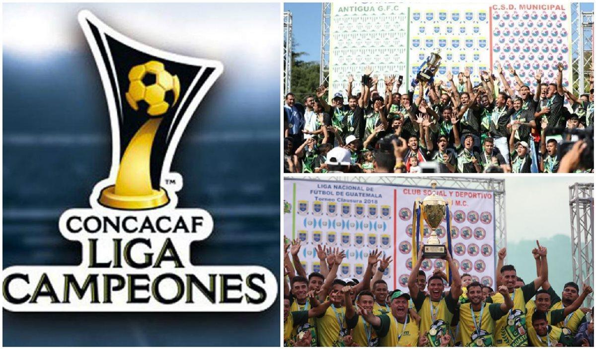 Antigua GFC o Deportivo Guastatoya, ¿Quién jugará en la Concacaf en 2019?