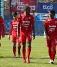 Rosario FC fue uno de los mejores en la temporada 2017-2018. (Foto Prensa Libre: Raúl Júarez)