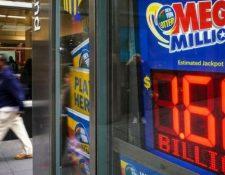 El boleto ganador del Mega Millions fue comprado en Carolina del Sur, que cobrará 7% en impuestos, dejándole al afortunado jugador cerca de US$606 millones, si decide la opción de pago de un solo depósito. (GETTY IMAGES)