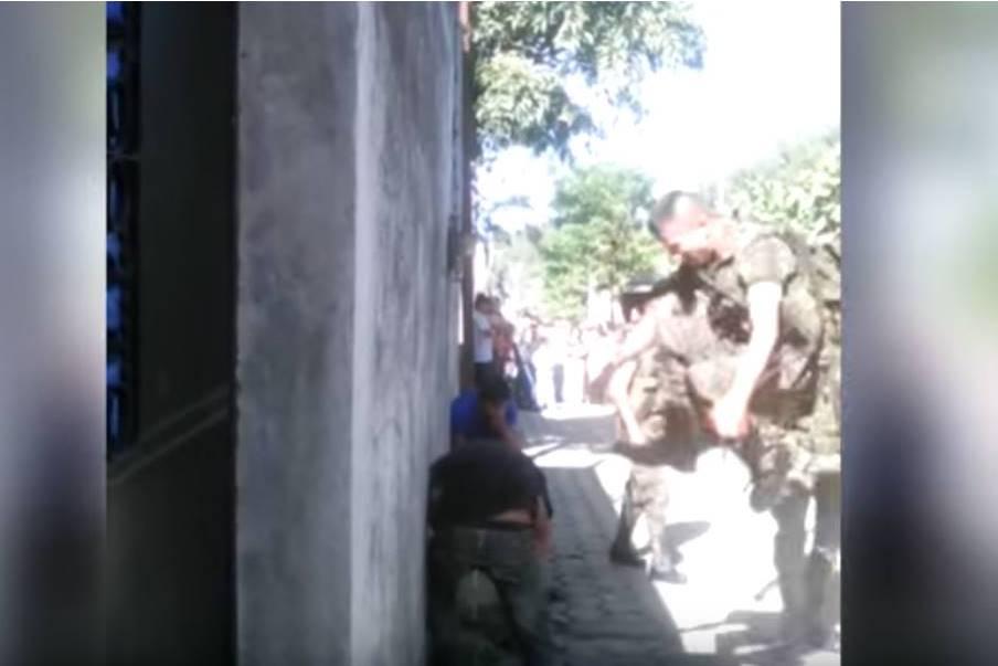 Soldados son condenados por golpiza grabada en video