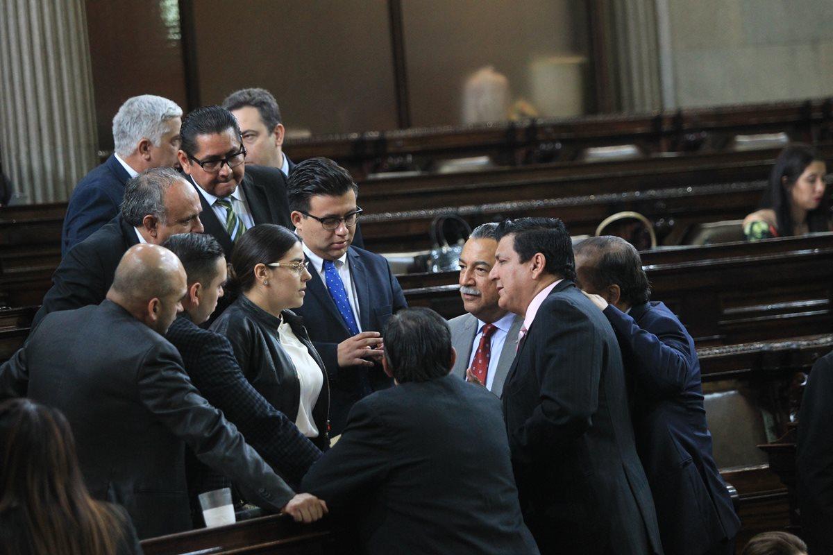 La próxima elección de la nueva junta Directiva del Congreso provocó reacciones y se plantean posibles escenarios de no llegar a un consenso. (Foto Prensa Libre: Hemeroteca)