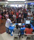 Cambios a la Ley Electoral no serán visibles en el próximo proceso electoral. (Foto Prensa Libre: Hemeroteca PL)