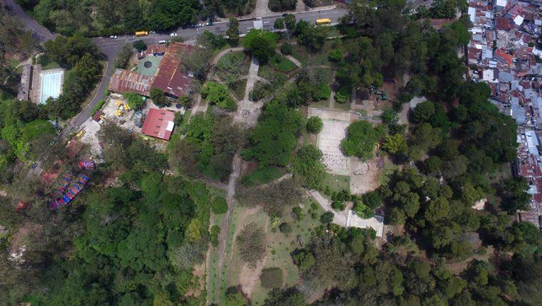 Empieza Renovacion Del Parque Minerva Para Atraer A Capitalinos Que