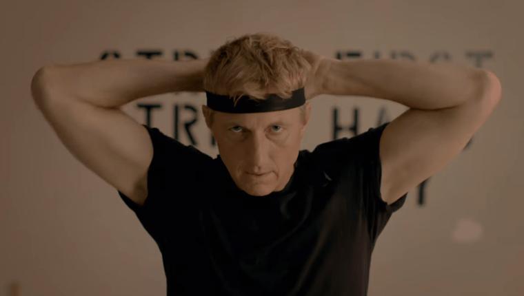 William Zabka es ahora el protagonista en la nueva versión de Karate Kid, narrada en la serie Cobra Kai (Foto Prensa Libre: YouTube).