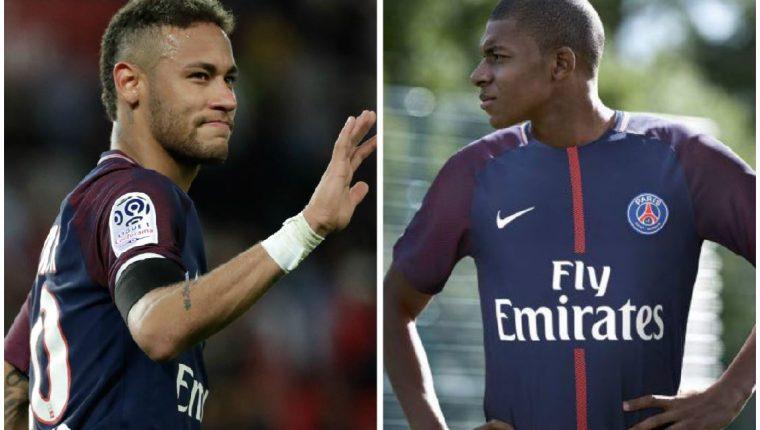 El París SG podría tener problemas por los fichajes millonarios de Neymar y Embappé. (Foto Prensa Libre).