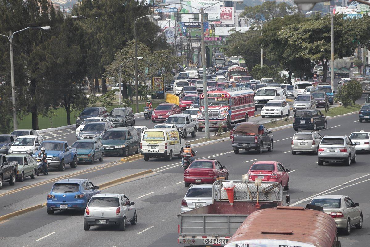 Por vencer plazo para pago del impuesto sobre circulación de vehículos