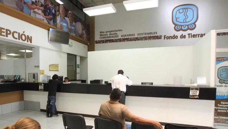 Fontierras deberá ejecutar más de Q76 millones en plan que es criticado. (Foto Prensa Libre: Hemeroteca PL).