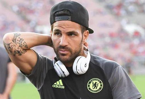 Cesc Fábregas dejó un emotivo mensaje de despedida a Conte aunque el Chelsea ni siquiera lo ha hecho público. (Foto Prensa Libre: Cesc Fábregas/Instagram)