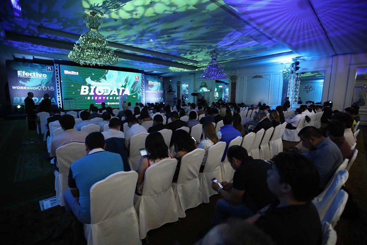 """La importancia del """"blockchain"""" y del """"big data"""""""
