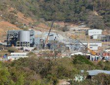 Mina San Rafael, ubicada en San Rafael las Flores, Santa Rosa, y Mataquescuintla, Jalapa. (Foto Prensa Libre: Hemeroteca PL)