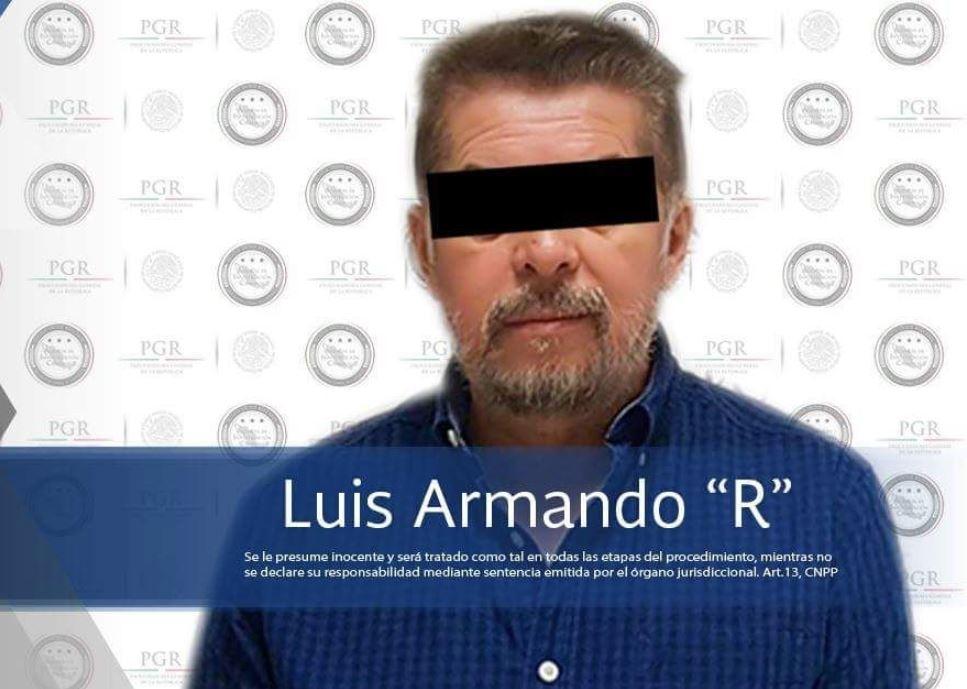 Luis Rabbé fue capturado en Monterrey, Nuevo León, México, por la Interpol. (Foto Prensa Libre: Hemeroteca PL