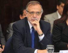 El jefe de la Cicig, Iván Velásquez, denunciado por la supuesta relación con la muerte del exministro de Finanzas Pavel Centeno. (Foto Prensa Libre: Hemeroteca PL)