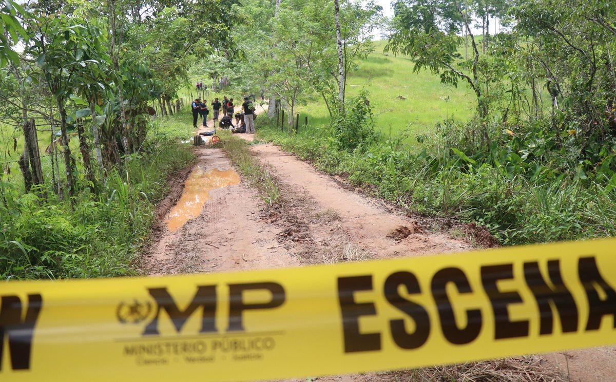 Los subieron a un picop en Puerto Barrios y luego aparecieron muertos