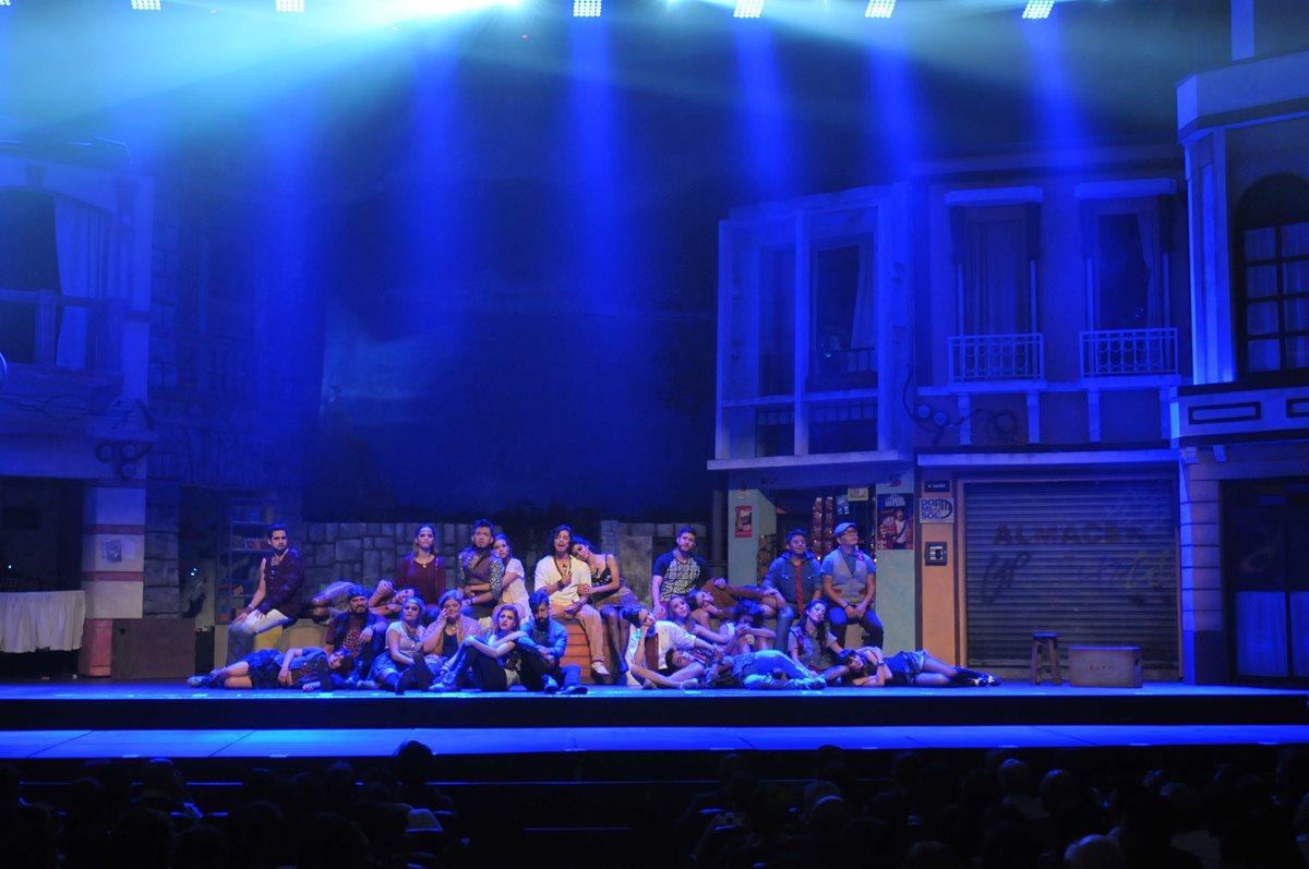 Musical <em>Godspell</em> debuta rodeado de luminarias nacionales